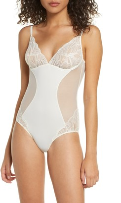 Calvin Klein Perfectly Fit Iris Lace Bodysu
