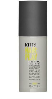 KMS California Hairplay Liquid Wax 100Ml