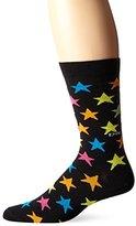 Diesel Men's Ray Stars Crew Socks