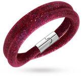 Swarovski Stardust Red Double Bracelet