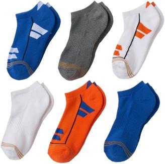 Gold Toe Boys GOLDTOE 6-pk. Ultra Tec Low-Cut Socks