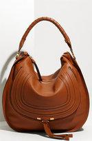 'Marcie - Large' Leather Satchel