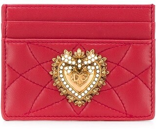 Dolce & Gabbana Sacred Heart card holder