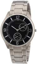 PURE Grey Gents Watch Titan 1671.9096
