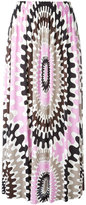 Emilio Pucci printed skirt - women - Silk/Viscose - 38