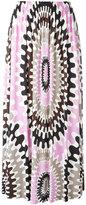 Emilio Pucci printed skirt - women - Silk/Viscose - 40