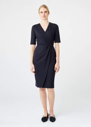 Hobbs Olive Dress