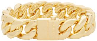 Ambush Gold Classic Chain 7 Bracelet