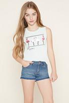 Forever 21 Girls Denim Shorts (Kids)