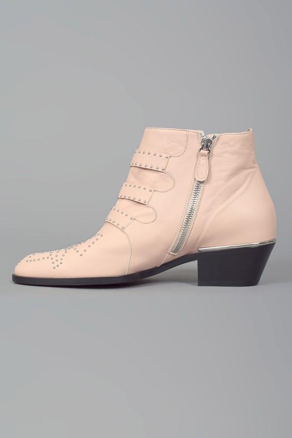 Chloé Suzanna Studded Bootie