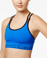 Calvin Klein Low-Impact Strappy Sports Bra