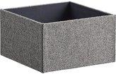 CB2 Tailor Open Storage Box