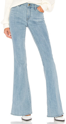 J Brand Valentina High Rise Flare. - size 23 (also