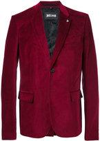 Just Cavalli button up blazer - men - Cotton/Acetate/Viscose - 48