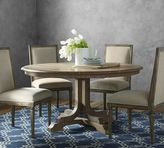 Pottery Barn Linden Fixed Pedestal Table
