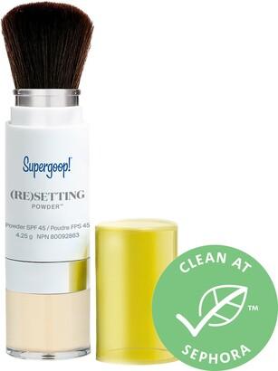 Supergoop! Re)setting 100% Mineral Powder SPF 45