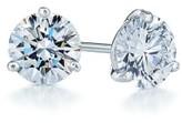 Kwiat Women's 0.25Ct Tw Diamond & Platinum Stud Earrings