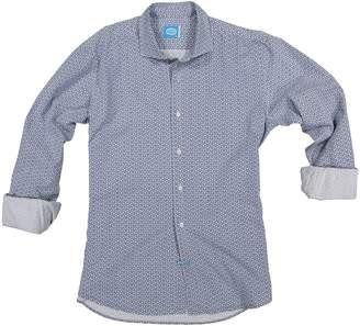 Panareha Sagres Printed Shirt in Grey