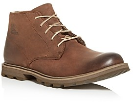 Sorel Men's Madson Waterproof Leather Chukka Boots
