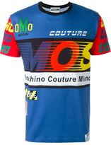 Moschino printed T-shirt - men - Cotton - 46