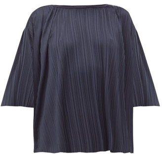 Max Mara Fiocchi Top - Womens - Navy