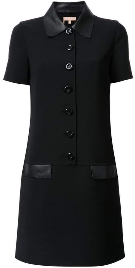 Michael Kors shortsleeved shirt dress