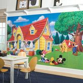 York Wall Coverings York wallcoverings Disney's Mickey Mouse & Friends Removable Wallpaper Mural