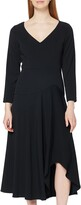 Thumbnail for your product : Gina Bacconi Women's Moss Crepe Dress Cocktail