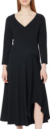 Gina Bacconi Women's Moss Crepe Dress Cocktail