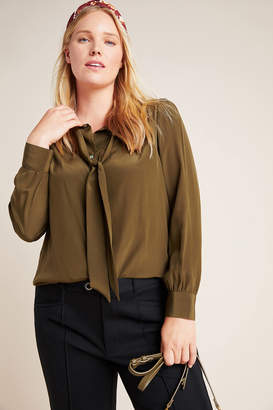 Baacal Detrich Silk Plus Blouse