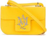 Alexander McQueen Insignia satchel - women - Leather - One Size