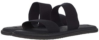 Sanuk Yoga Gora Gora (Black) Women's Shoes