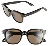Givenchy Women's 50Mm Square Sunglasses - Black