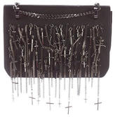 Thomas Wylde Embellished Leather Crossbody Bag
