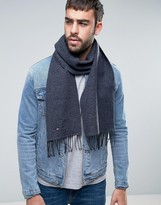 Tommy Hilfiger Flag Wool Scarf