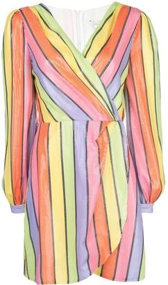 Olivia Rubin striped shift dress