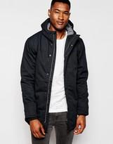 Minimum Parka With Hood - Black