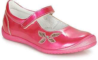GBB MELINE girls's Shoes (Pumps / Ballerinas) in Pink