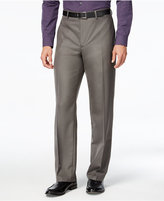 Alfani Men's Gray Classic Fit Pants, Only at Macy's