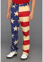 Old Glory Loudmouth Golf Pant (Red/White/Blue) - Apparel