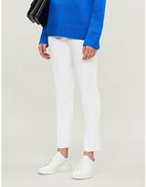 Joseph Zoom cropped gabardine trousers