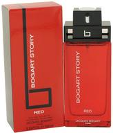Jacques Bogart Bogart Story Red by Eau De Toilette Spray for Men (3.4 oz)
