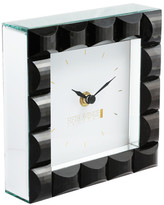 Jay Import Black Jewel Clock
