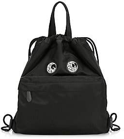 Anya Hindmarch Women's Crystal Eyes Drawstring Backpack