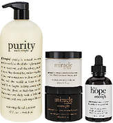 philosophy Purity Hope & Miracles 4pcanti-Aging Set