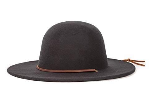 002dee0ec Men's Tiller Wide Brim Felt Fedora Hat