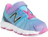 New Balance '890 V5' Athletic Shoe (Walker & Toddler)