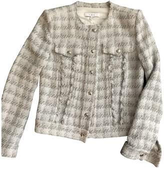 IRO Fall Winter 2019 White Cotton Jackets