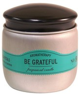 Aromatherapy Be Grateful Candle Tin
