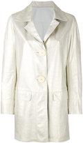 Sylvie Schimmel Dimitri jacket - women - Lamb Skin - 38